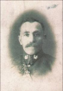 Bonisław Dobrzański przed zesłaniem na Syberię- 10.02.1940