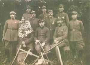 Bronisław Dobrzański- gajowy