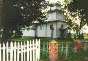 Cerkiew w Lachowie