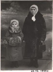 Dobrzańska Celestyna i Dobrzańska Bronisława