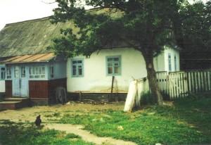 Dom urodzin Olimpii Ostaszewskiej