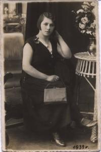 Gondek Bonisława- Ostróg 1933