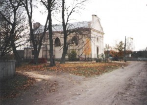 Kościół w Kuniowie