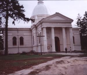 Kościół w Ostrogu