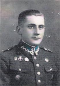 Mieczysław Dobzański-  siepień 1939