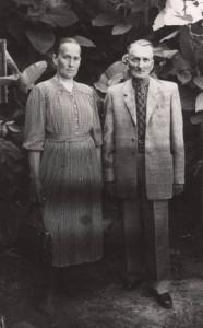 Stanisław i Olimpia Dobrzańscy- 13.06.1954