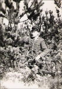 Władysław Dobrzański- pacownik leśnictwa