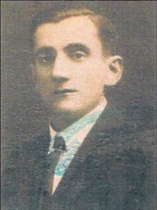 Wacław Dobrzański przed zesłaniem na Syberię- 10.02.1940
